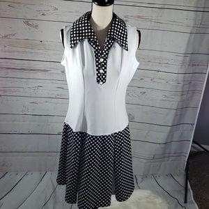 3 for 20 Adorable vintage dress by Kari size 10